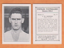 Derby County Jack Bowers England 7